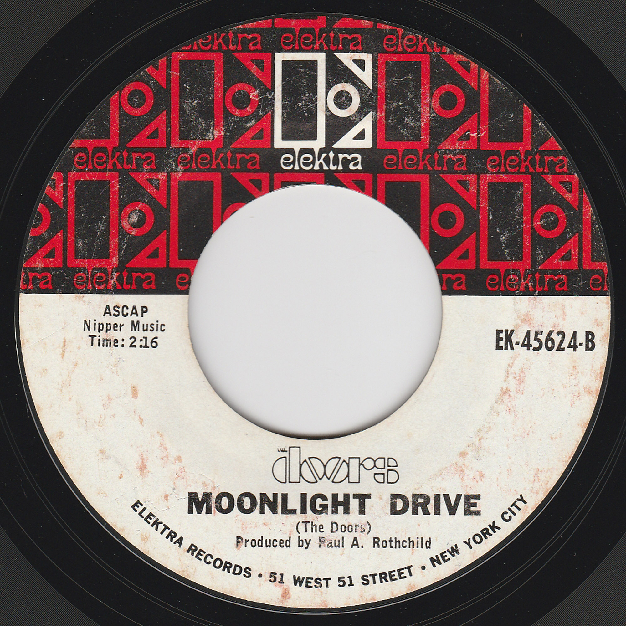 The Doors Love Me Two Times Moonlight Drive 1967 7